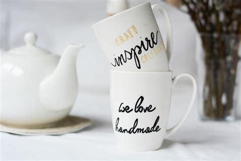 tassen selbst beschriften tassen selbst beschriften 25 einzigartige tassen beschriften ideen auf porzellan