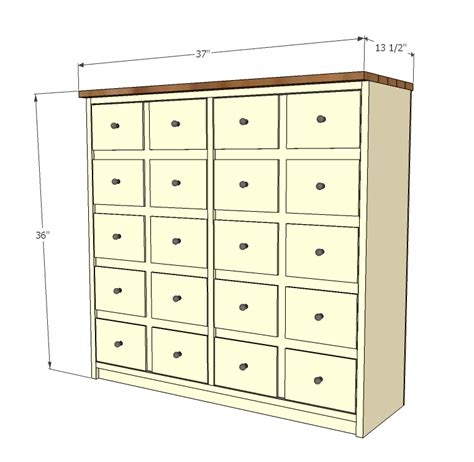 apothecary console table woodworking plans woodshop plans