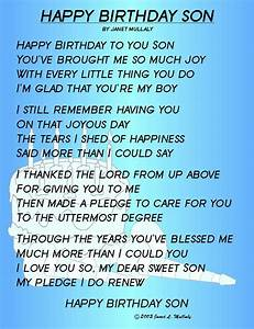 1st Birthday For Son Quotes QuotesGram