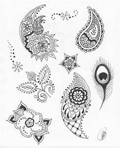 easy henna designs for beginners step by step - Google ...