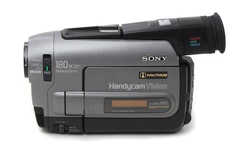 camescope sony ccd trv94e hi fi stereo hi8 8mm bon etat de fonctionnement ebay