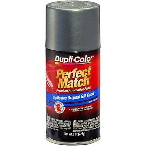 dupli color bgm0344 touch up spray paint match for general