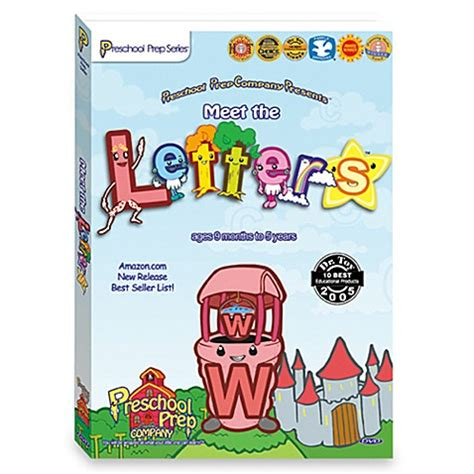 meet the letters dvd by preschool prep company bed bath 282 | 8144515086114p?$478$