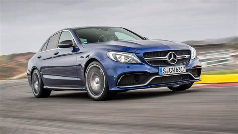 Mercedes-benz C63 S Amg 2015 Review