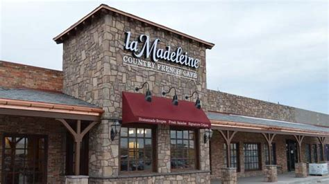 La Madeleine Country French Café Names John Cahill