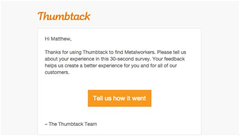 Customer Support Email Template by The Ultimate Customer Feedback Email Template Sles