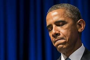 President Obama's Approval Rating Hits Second-Term Low (Or ...
