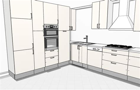 kitchen designs for l shaped rooms l shaped kitchen 9345