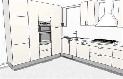 L Shaped Kitchen Floor Plans  Gurus Floor