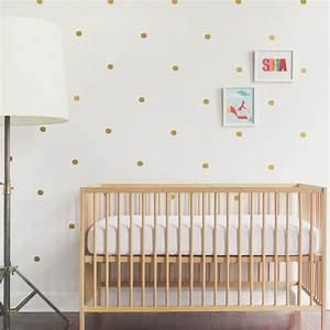 stickers chambre bebe fille pour une deco murale originale With papier peint chambre de fille
