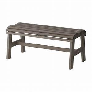 Banc Interieur Ikea : sunder banc ext rieur ikea ~ Teatrodelosmanantiales.com Idées de Décoration