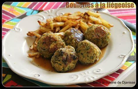 cuisiniste belge boulets de tofu à la liégeoise cuisine végétalienne