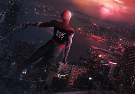 spider man   home  ultra hd wallpaper background image  id
