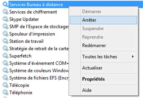 activer le rdp sous windows 10 bureau 224 distance sky future