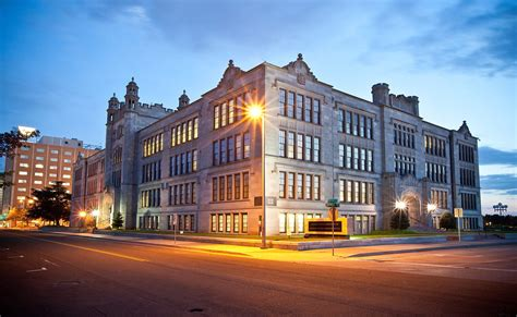 oklahoma city universityocu law schoolexterior okc