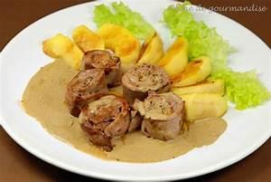 Accompagnement Pour Magret De Canard : aiguillettes de canard au foie gras sauce cr me au balsamique p ch de gourmandise ~ Melissatoandfro.com Idées de Décoration