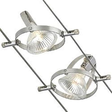 Cable Lighting Wire Track Systems