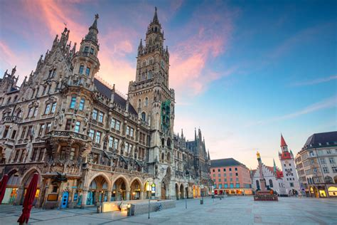 The Best Time to Visit Munich