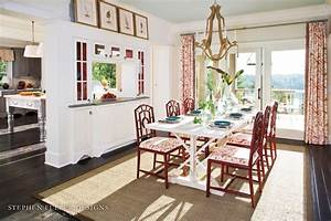 kitchen dining room pass through living dining room With kitchen dining room pass through