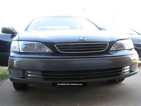 lexus sedan 2001 2001 lexus es300 base sedan 4 door 3 0l