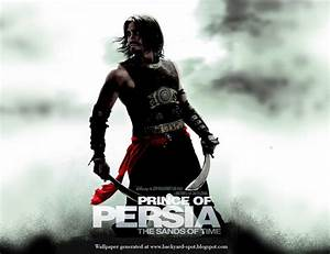 The Backyard Spot: Prince of Persia : Sands of Time (Movie ...