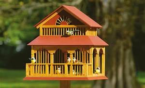 Vogelfutterhaus Selber Bauen Mit Kindern : vogelfutterh uschen selber bauen ~ Lizthompson.info Haus und Dekorationen