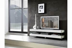 Meuble Tv Bois Foncé : meuble tv bois fonce digpres ~ Teatrodelosmanantiales.com Idées de Décoration