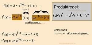 Kurvendiskussion Berechnen : kurvendiskussion e funktionen ableitungsregeln und bungen zur ableitung von e funktionen ~ Themetempest.com Abrechnung
