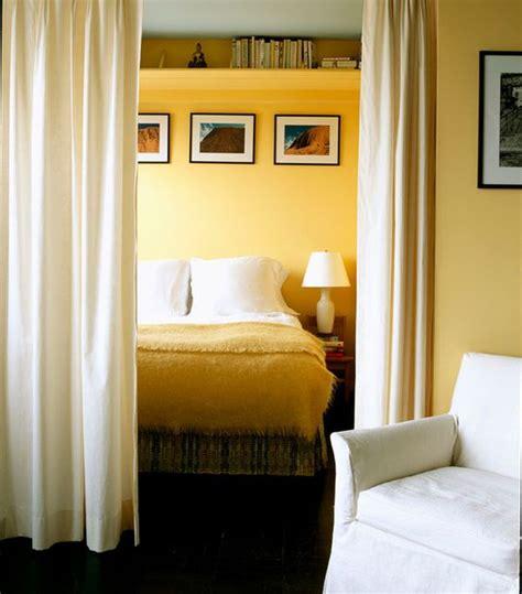 10 idées pour séparer la chambre à coucher des autres