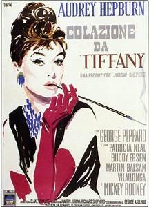Audrey Hepburn Poster : breakfast at tiffany s italian movie poster movie poster museum ~ Eleganceandgraceweddings.com Haus und Dekorationen
