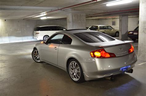 skyline 350gt nissan v35 coupe 2004 wheels sunroof spend exhaust sau suspension lots right