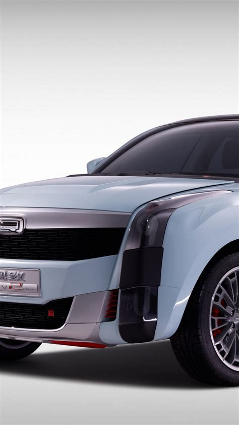 Qoros Car Wallpaper Hd by Wallpaper Qoros 2 Suv Phev Concept Auto Shanghai 2015