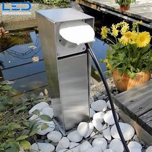 Gartensteckdose Mit Schalter : edelstahl steckdosensockel esocket aussensteckdose ~ Eleganceandgraceweddings.com Haus und Dekorationen