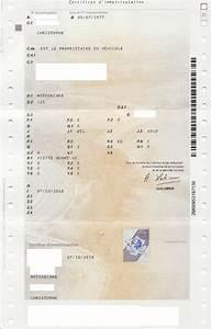 Comment Refaire Sa Carte Grise : comment barrer une carte grise ~ Medecine-chirurgie-esthetiques.com Avis de Voitures