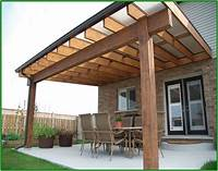 fine patio cover design ideas Patio Cover Plans Free Standing Impressive Design ...