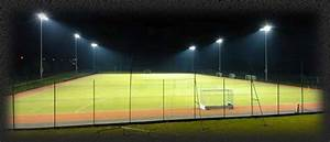 Surface performance flood light testing