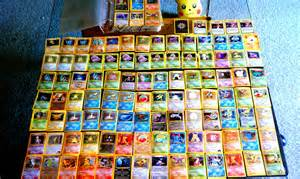 My Pokemon Holographic Cards Collection