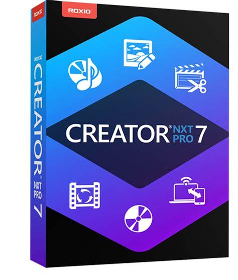 roxio creator nxt pro  discount coupon  working