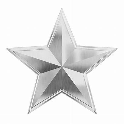 Star Transparent Silver Icon Background Christmas Clipart