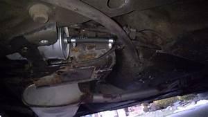 98 Volvo V70 Fuel Line Connector Fix