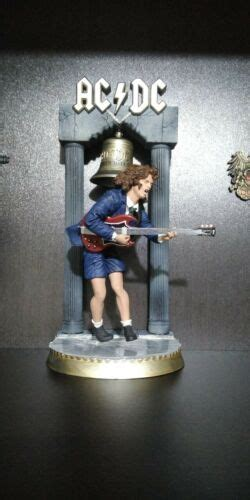 Ac/dc Angus Young HELLS Bells 6in Action Figure McFarlane ...