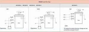 4ik25gn-c  4gn50k 220v 25w Induction Ac Gear Motor