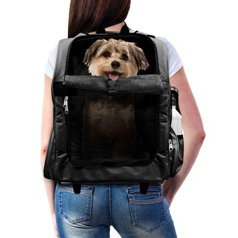 FurHaven Pet Backpack-Roller Carrier Travel Pet Carrier