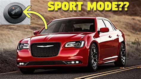 Sport Mode Explained On The Chrysler 300s