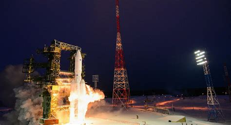 Plesetsk Spaceport to Prepare Launch Pad for Angara Rocket ...