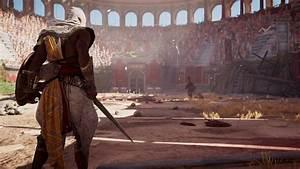 Assassins Creed: Origins Gladiator A...4K UHD Wallpaper #73