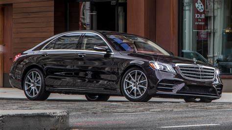 Mercedes Benz S Class Amg Styling [long] 2018 Us
