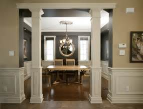 interior home columns elite trimworks inc store for wainscoting