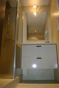 salles de bain sensation beton specialiste du beton With plan de travail exterieur 0 meubles sensation beton specialiste du beton cire