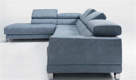 Canap D'angle Moderne En Tissu  Design Et Confortable